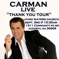 Carman Worship Concert