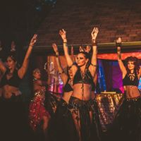 Tribal Fusion Bellydance Summer Workshops with Tanya Lee