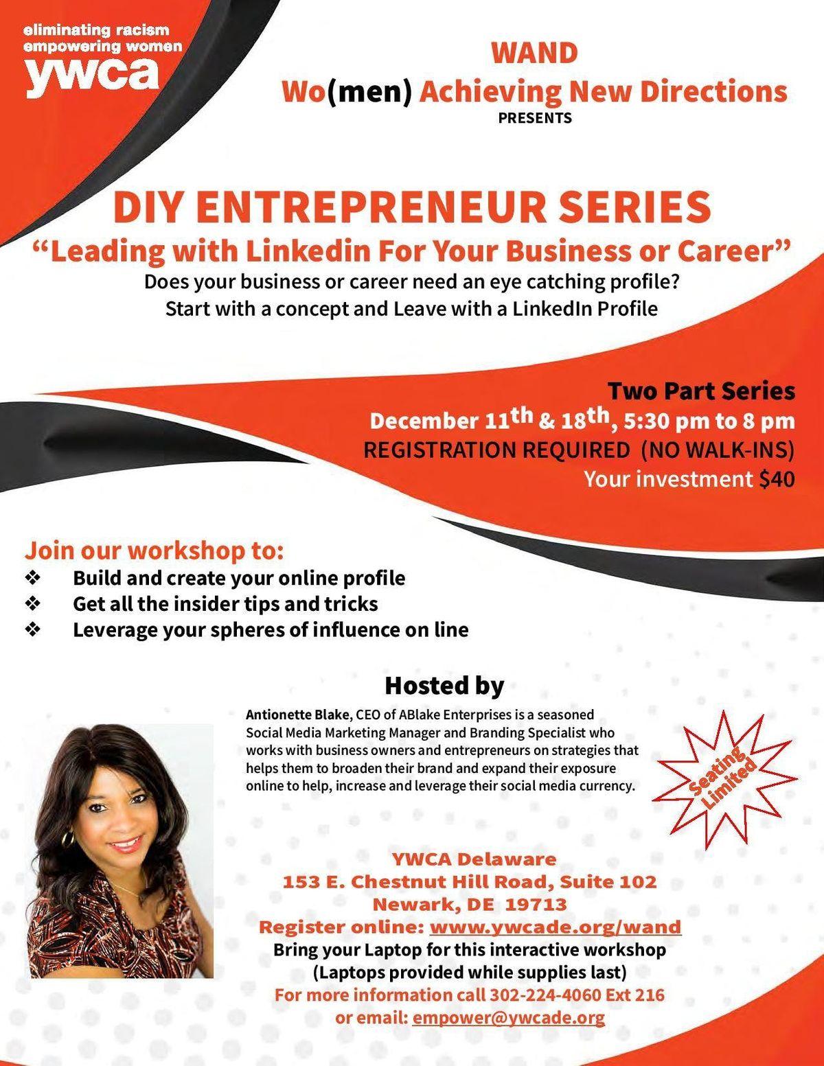 Leading with LinkedIn Business Workshop