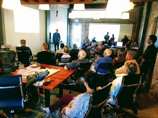 Talk About Town Leisure Lane & Van Doren Avenue Revitalization