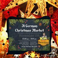 A German Christmas Market