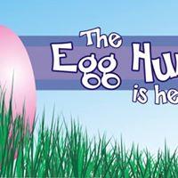 Toddler Time Egg Hunt