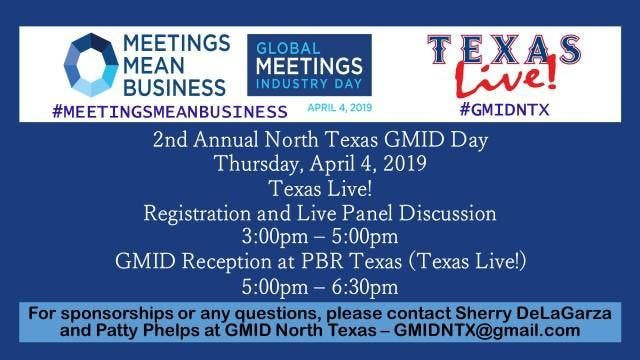 2nd Annual North Texas Global Meetings Industry Day