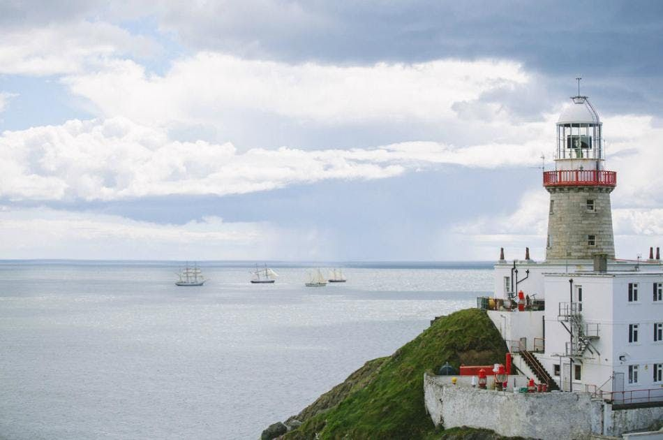 Dublin City Excursion and Howth Tour