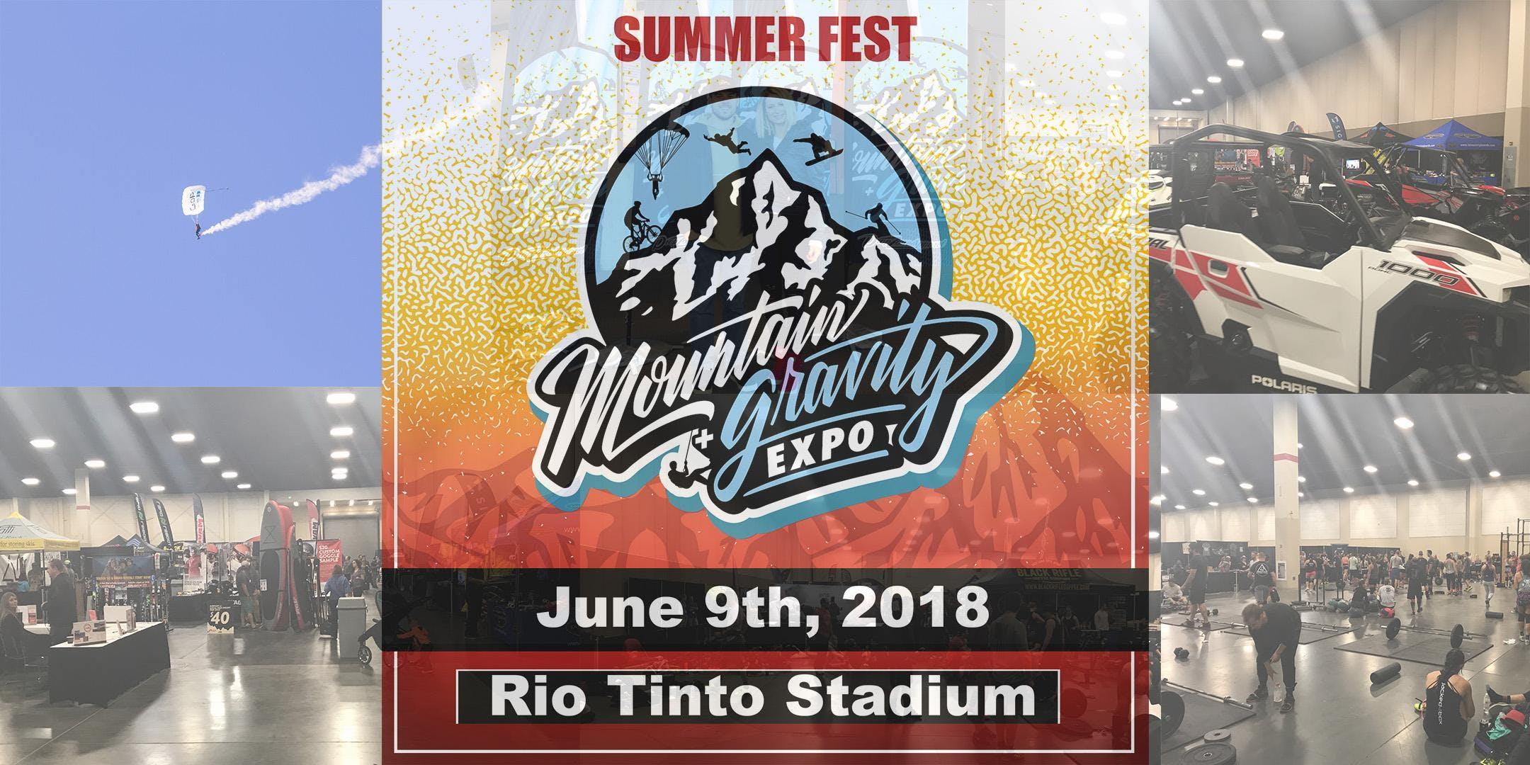 Mountain  Gravity Expo - SummerFest