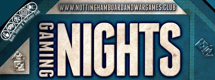 Nottingham Boardgames Night