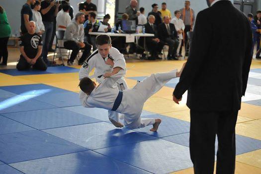 Swords Judo Open 2018