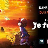 Pokmon le film  Je te Choisis  au cinma CGR d eBayonne