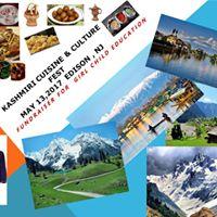 Kashmiri Cuisine &amp Culture Fest