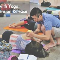 Healing with Yoga Myofascial Tension Release (Led by Dr Bryan)