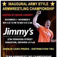 Team Arm Wrestling Championship