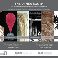 The Other South Exhibition Opening w Laba-Ba