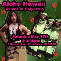 Polynesian Recital