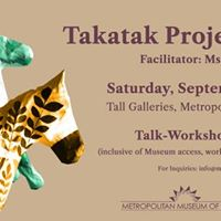 Takatak Project at the MET