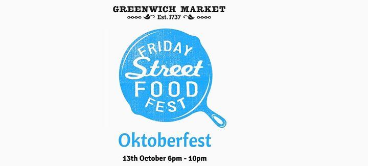 Friday Street Food Fest Oktoberfest
