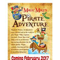 Magic Mikes Pirate Adventure