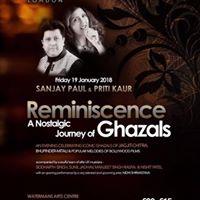 REMINISCENCE - a nostalgic journey of ghazals