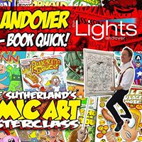 Comic Art Masterclass in Andover