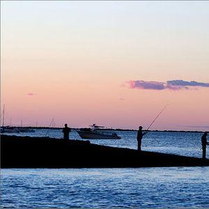 Allpro Fishing Exp and Seminar at Huntington Hilton Hotel Rt