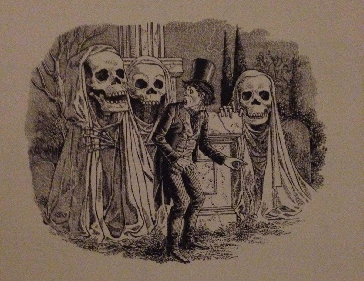 Halloween with Choral Grief