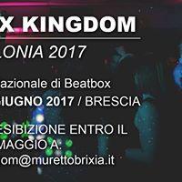 Beatbox Kingdom - Contest Nazionale