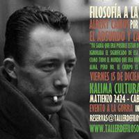 Filosofa a la gorra Albert Camus. El absurdo y la muerte