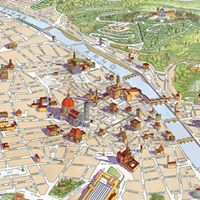 Caccia alla mappa e..via alla scoperta di Firenze e del tesoro