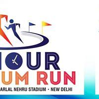 NDM 12 Hour Stadium Run