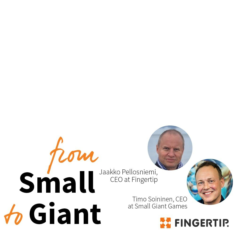 from Small to Giant - Fingertip Breakfast