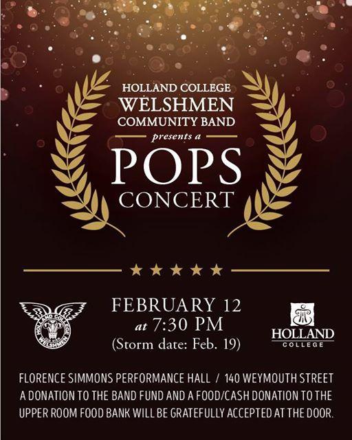 Welshmen Pops Concert