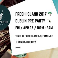 Fresh Island Launch Party  The Wright Venue