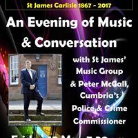An Evening of Music &amp Conversation