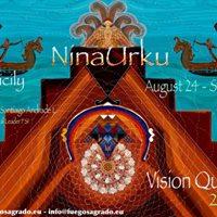 Vision QUEST - Nina Urcu &quotMontagna del Fuoco&quot - Sicilia ITALY