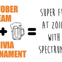 October Trivia Tournament Night 3