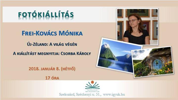 Frei-Kovács Mónika fotókiállítása at Illyés Gyula Megyei Könyvtár ... f60e4903d7