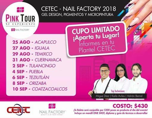 Pink Tour 2018