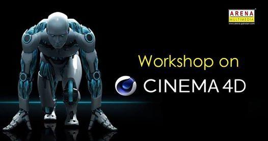Free Workshop on Cinema 4D
