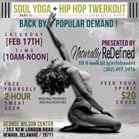 Soul Yoga  Hip Hop Twerkout