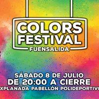 Colors Festival Fuensalida