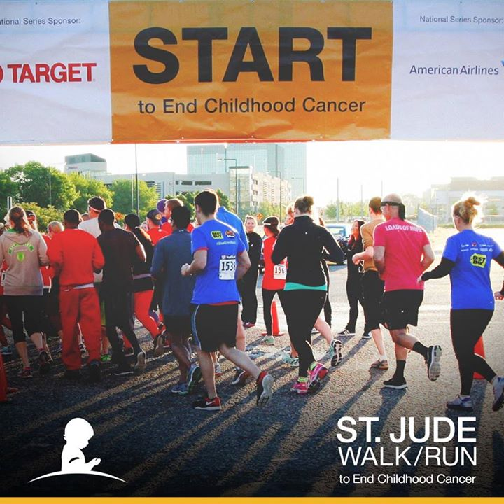 St. Jude Charlotte WalkRun to End Childhood Cancer