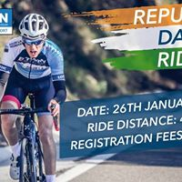 Republic Day Ride Decathlon Dahisar