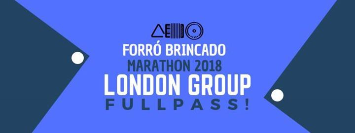 UK Group Tickets Marathon 2018
