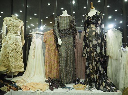 Frock Me Vintage fair at Kensington Town Hall June 2018