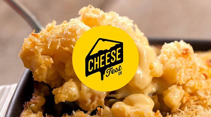 CheeseFest Manchester - Early Birds Sold Out