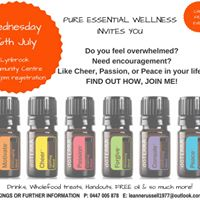 Introduction to Essential Oils - Lynbrook