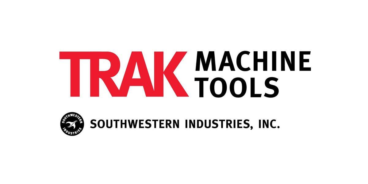 TRAK Machine Tools Novi MI March 2019 Education Open House CNC Technology for Small Lot Machining
