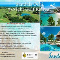 Jamaican Golf Retreat