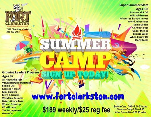 Summer Slam and Growing Leaders Camp