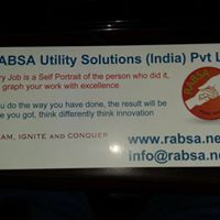 Second Anniversary Of RABSA Utility Solutions Pvt Ltd