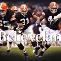 Browns vs. Giants